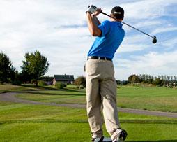 CNY Golf Academy equipment